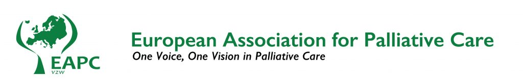European Association for Palliative Care - One Voice, One Vision in Palliattive Care